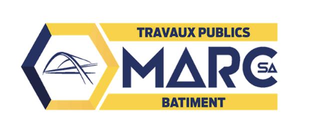 Logo Marc travaux publics