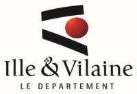 Logo Ille-et-Vilaine département